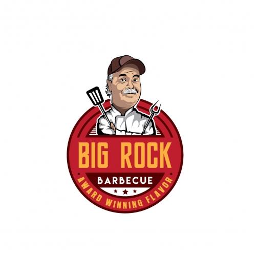 big rock bbq
